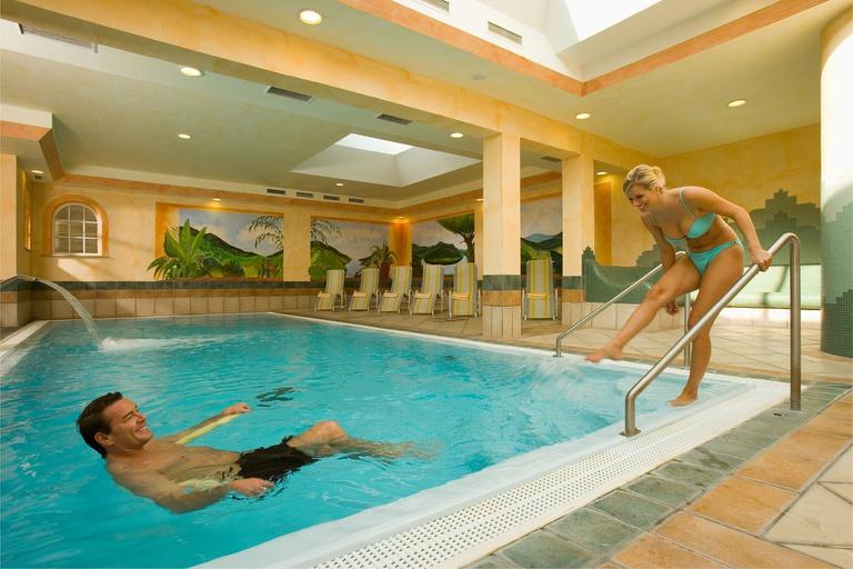 Entspannen im Hotel-Spa