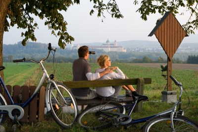 Bicycle culture Wachau