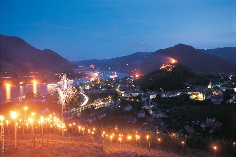 Fire magic Wachau